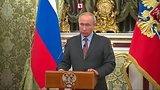 видео 53 сек. Путин поблагодарил правительство раздел: Новости, политика добавлено: 7 мая 2018