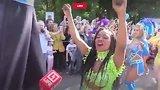 видео 1 мин. 8 сек. Большой бразильский карнавал в Москве раздел: Новости, политика добавлено: 28 мая 2018