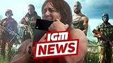 видео 6 мин. 25 сек. IGM News: непонятная Death Stranding и намёки на PlayStation 5 раздел: Игры добавлено: 29 мая 2018