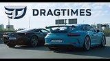 видео 13 мин. 59 сек. DT Test Drive - Porsche GT3 и Ferrari 458 Italia. Атмосферные 9000 об/мин раздел: Авто, мото добавлено: 18 июня 2018