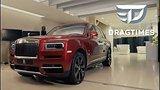 видео 4 мин. 6 сек. DT Review -  Rolls-Royce Cullinan. Самый дорогой серийный SUV ( ?25 млн.). раздел: Авто, мото добавлено: 25 июня 2018