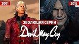 видео 17 мин. 23 сек. Эволюция серии игр Devil May Cry (2001 - 2018) раздел: Игры добавлено: 4 июля 2018