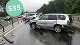 видео 10 мин. 57 сек. Car Crash Compilation # 535 - July 2015 раздел: Аварии, катастрофы, драки добавлено: 14 июля 2015