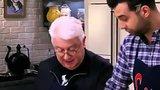 видео 10 мин. 22 сек. Смак. Самые смешные моменты с Владимиров Винокуром (06.06.2015) раздел: Новости, политика добавлено: 14 июля 2015