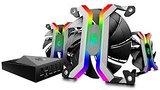видео 3 мин. 42 сек. Deepcool Gamer Storm MF120: комплект из трех вентиляторов невероятного дизайна и с RGB-подсветкой раздел: Технологии, наука добавлено: 1 августа 2018