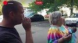 видео 1 мин. 40 сек. Жестокая расправа над женой раздел: Новости, политика добавлено: 20 августа 2018