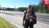 видео 2 мин. 40 сек. Босоногий Форест Гамп раздел: Новости, политика добавлено: 20 августа 2018