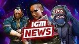 видео 5 мин. 50 сек. IGM News: геймплей Cyberpunk 2077 и бесплатная CS:GO раздел: Игры добавлено: 3 сентября 2018