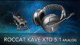 видео 7 мин. 37 сек. Roccat Kave XTD 5.1 Analog Обзор. П - позиционирование раздел: Технологии, наука добавлено: 15 июля 2015