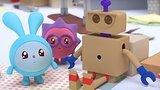 видео 35 мин. 20 сек. Малышарики - новые серии -  (132 серия) Развивающие мультики для самых маленьких раздел: Семья, дом, дети добавлено: 17 сентября 2018