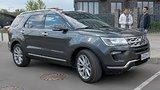 видео 25 мин. 38 сек. Мужской проходимый и брутальный - новый Ford Explorer 2018. Коллективное управление раздел: Авто, мото добавлено: 22 октября 2018