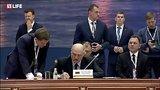 видео  Путин проводит ЕвразЭС в Петербурге раздел: Новости, политика добавлено: 6 декабря 2018