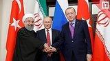 видео  Россия–Турция–Иран. Итоги переговоров раздел: Новости, политика добавлено: 14 февраля 2019