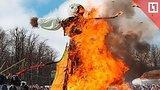 видео 12 мин. 38 сек. Сжигание Масленицы в Измайловском кремле раздел: Новости, политика добавлено: 11 марта 2019