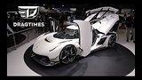 видео 7 мин. 4 сек. DT_Review. Koenigsegg Jesko. 3 млн €. 300 миль/час. 1400 кг прижимной силы. Гиперкар в честь папы. раздел: Авто, мото добавлено: 11 марта 2019