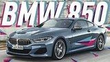 видео 34 мин. 47 сек. Супер Восьмерка/BMW 8-Series Coupe M850i 2019/Большой Тест Драйв раздел: Авто, мото добавлено: 28 марта 2019