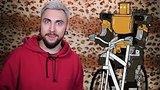 видео 13 мин. 19 сек. +100500 - Робот На Велосипеде раздел: Юмор, развлечения добавлено: 6 апреля 2019