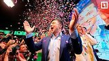 видео 58 мин. 29 сек. Реакция Интернета на победу Зеленского раздел: Новости, политика добавлено: 22 апреля 2019