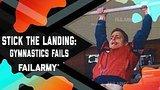 видео 6 мин. 13 сек. Приземление: гимнастика терпит неудачу (апрель 2019) пожар раздел: Юмор, развлечения добавлено: 1 мая 2019