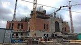 видео 20 мин. 38 сек. Стройка главного храма Минобороны раздел: Новости, политика добавлено: вчера 24 мая 2019