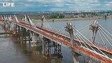 видео  Мост через Амур соединил Россию и Китай раздел: Новости, политика добавлено: 31 мая 2019
