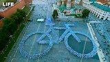 видео 1 мин. 17 сек. Мировой рекорд на ночном велофестивале в Москве раздел: Новости, политика добавлено: 14 июля 2019
