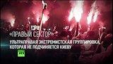 видео 2 мин. 2 сек. Группировка «Правый сектор» отказывается подчиняться президенту Украины раздел: Новости, политика добавлено: 22 июля 2015