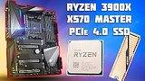 видео 11 мин. 23 сек. Ryzen 3900x, Aorus X570 Master, PCIe 4.0 NVMe Gen4 SSD раздел: Технологии, наука добавлено: 2 августа 2019