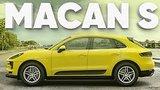 видео 26 мин. 9 сек. Желтая бестия / Porsche Macan S 2019 / Большой тест драйв раздел: Авто, мото добавлено: вчера 24 августа 2019