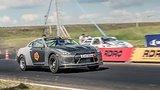 видео 1 мин. 39 сек. Nissan GT-R Thor — 8.0 sec. @ 290 kph on 1/4 mile раздел: Авто, мото добавлено: 23 июля 2015