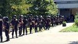 видео 1 мин. 34 сек. Шесть боевиков, убитых в Нальчике, обороняли лабораторию по изготовлению бомб раздел: Новости, политика добавлено: 23 июля 2015