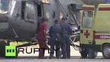 видео  Пожар на месте крушения вертолета Ми-28 под Рязанью потушен раздел: Новости, политика добавлено: 2 августа 2015