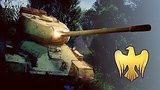 видео 4 мин. 27 сек. T-34-100 — Роскошный премиум-убийца — War Thunder раздел: Игры добавлено: 7 августа 2015