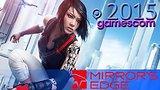 видео 3 мин. 20 сек. ЭКСКЛЮЗИВ с Gamescom 2015 - Mirror's Edge Catalyst раздел: Игры добавлено: 8 августа 2015