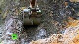 видео 3 мин. 19 сек. В Колумбии растет объем нелегальной добычи золота раздел: Новости, политика добавлено: 8 августа 2015