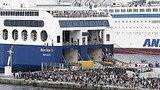 видео 1 мин. 34 сек. Греция не справляется с наплывом мигрантов, Еврокомиссия обещает помочь деньгами раздел: Новости, политика добавлено: 15 августа 2015