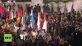 видео 143 мин. 43 сек. Церемония закрытия Армейских международных игр – 2015 раздел: Новости, политика добавлено: 16 августа 2015