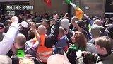 видео 1 мин. 22 сек. В Ливерпуле антифашисты помешали проведению марша неонацистов раздел: Новости, политика добавлено: 16 августа 2015