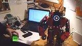 видео 2 мин. 1 сек. Итальянец создал костюм, который управляет роботом, собранным из Lego раздел: Новости, политика добавлено: 17 августа 2015
