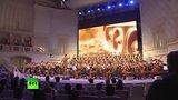 видео 2 мин. 53 сек. Государственный хор КНДР приехал с гастролями в Москву раздел: Новости, политика добавлено: 1 сентября 2015