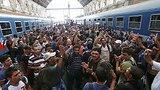 видео 1 мин. 13 сек. Власти Венгрии закрыли вокзал в Будапеште раздел: Новости, политика добавлено: 1 сентября 2015