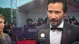 видео 1 мин. 36 сек. Киану Ривз посетил кинофестиваль в Довиле раздел: Новости, политика добавлено: 6 сентября 2015