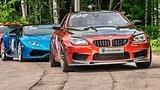 видео 1 мин. 53 сек. BMW M6 vs Lamborghini Huracan vs Audi R8 раздел: Авто, мото добавлено: 9 сентября 2015
