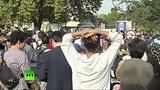 видео 634 мин. 58 сек. Беспорядки на венгеро-сербской границе раздел: Новости, политика добавлено: 17 сентября 2015