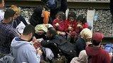 видео 1 мин. 13 сек. Хорватия строит лагерь для беженцев на границе с Сербией раздел: Новости, политика добавлено: 21 сентября 2015